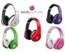 Beats by Dr. Dre Studio 2013 WIRED Headband Headphones MULTI COLOURS