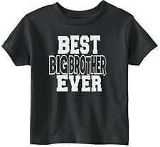 Lil Shirts Best Big Brother Little Boys Youth and Toddler Shirt