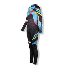 Spakct Cycling Women's Suits Long Sleeve Long Jersey & Tights Pants-Grasse