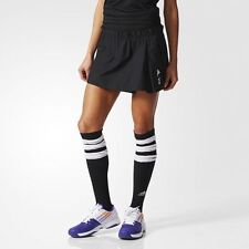 "NWT ADIDAS RG Y-3 TENNIS SKORT SKIRT W/SHORTS S27374 BLACK PLEATED ""RARE"""