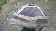 genuine ISSUE MK2 BRiTiSH PARA PARATROOPER AIRBORNE P Helmet.size large