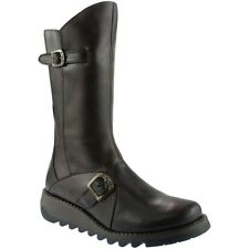 Fly London Mes 2 Boots - Dark Brown