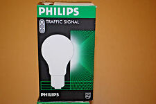 PHILIPS #51A19/RR/TS Ring Reflector Traffic Signal Light Bulbs 51W/120V (#S4727)