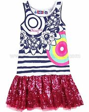 Desigual Girls Dress Praia, Sizes 5-14