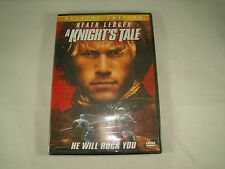 A KNIGHT'S TALE Special Edition DVD Heath Ledger Mark Addy  New Sealed