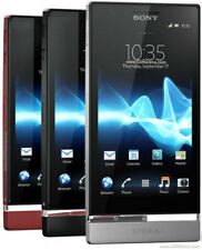 Sony Ericsson Xperia P LT22i 16GB 8MP Dual-Core GSM AT&T Unlocked Smartphone