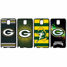 NFL Green Bay Packers For Samsung Galaxy Note 2/3/4/5/7 S4 S5 S6 S7 Edge+ Case