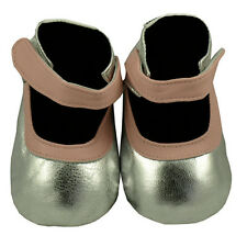 NEW Silver belle girl's baby shoes Girl's by Cheeky Little Soles