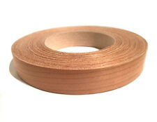 "Cherry wood veneer edge banding pre glued ( 3/4"", 13/16"", 7/8"" ) x 10'"