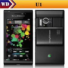 Original unlocked Sony Ericsson U1 Satio U1i mobile phone GSM 3G 12MP WIFI GPS
