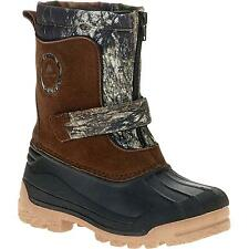 Mossy Oak Ozark Trail Youth Boys/Girls Temp Rated Camo Print Boots/Shoes: 13-4