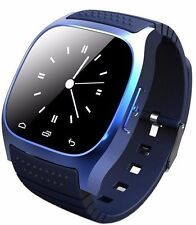 Bluetooth Wrist Smart Watch Phone Mate For iPhone Android IOS Samsung HTC LG