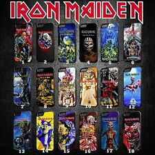Iron Maiden Rock Band, Case For Apple iPhone 5/5S, 6/6s, 6 Plus/6 Plus S