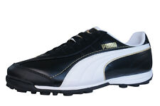 Puma Esito XL TT Astro Turf Mens Football Trainers / Boots - Black - 0201