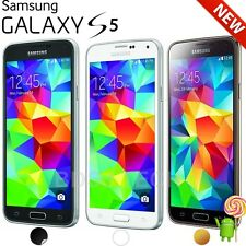 Samsung Galaxy S5 G900A 16GB, GSM 4G LTE Unlocked Androd 5.0 phone -Retail Box