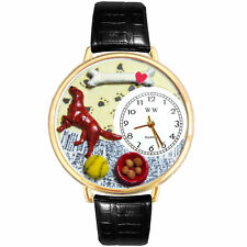 Irish Setter Watch w/ Personalized Miniature Gifts