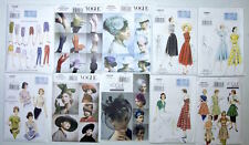 Vintage Style Dress/Coat  Patterns 1930's -1950's Vogue