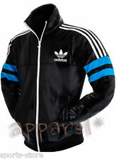 Adidas Chile 62 Woven Mens Track Jacket Coat All Sizes G90071 M C62 - RRP £60