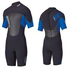 Jobe Progress SH Remix Shorty 2.5/2 Men Blue Neoprene Suit Wetsuit Surf Kite j16