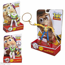 Toy Story Deluxe Karate Chop Space Wings BuzzLasso Woody Action Figures Toy New