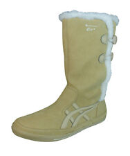 Onitsuka Tiger Sekka Crystal Womens Ankle Boots / Shoes - Beige - D15PJ