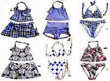 Sz XS-XL - NWT Sunsets Swim Systems Bikini & Tankini Swimsuits & Separates