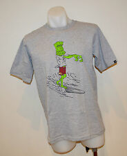 Quiksilver Boys  T Shirt- GREY -SIZE - 8,10,12,14 & 16 Years- NEW