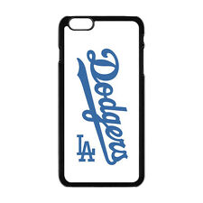 MLB Los Angeles Dodgers For iPhone 4 4S 5 5S 5C 6/6S Plus iPod Touch 4 5 6 Case