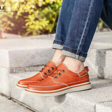 Spring New hot Men Hot Lace Up Korean Casual Spring Board Shoes Fashion Low Heel