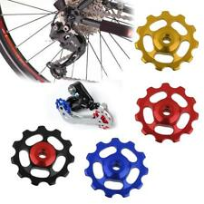 11T Alloy MTB Road Bike Bicycle Jockey Wheel Rear Derailleur Gear Pulley 4 Color