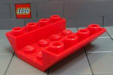 LEGO: Slope Brick 45˚ 4x4  Inverted (#4854) Choose Your Color **Two per Lot**