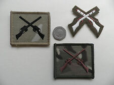 UK armed forces Marksman / Skill at Arms patches, MTP, FAD / No2 dress. New
