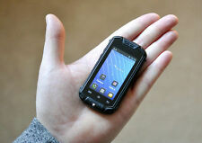 World's Smallest Mini Waterproof Android Cell Phone Dual SIM GSM Bluetooth WIFI