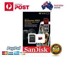 SANDISK Extreme PRO 32/64GB SD SDXC Memory Card U3 UHS-I 95MB/s Ultra HD 4K
