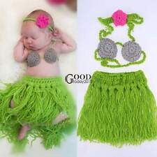 Newborn Boy Girl Baby Crochet Knit Costume Photography Photo Prop Outfit TXGT