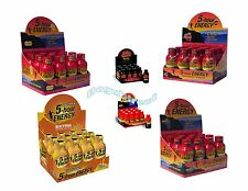 5 hour energy flavors BERRY ORANGE POMEGRANTE GRAPE, CITRUS-LIME EXTRA STRENGHT