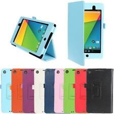 Folio Flip PU Leather Case Cover Stand For Google Nexus 7 2 Generation 2nd 2013