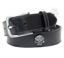 Harley-Davidson Men's Leather Willie G Skull HDMBT10682
