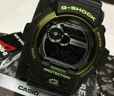 New Casio G-Shock Classic GLS8900CM-1CR Digital Quartz Watch Green CAMOUFLAGE