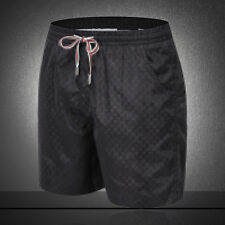 Mens Cotton Shorts Pants  Trousers Sport Jogging Trousers Casual Beach Shorts