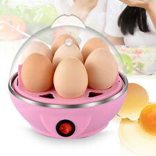 Multi-function Electric Egg Cooker for up to 7 Eggs Boiler Steamer Cooking Tools