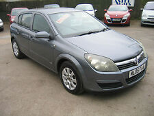 2005 Vauxhall Astra 1.7CDTi 16v GREAT MPG DIESEL,NOW REDUCED BY £395 TO £1995