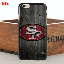 Chic San Francisco 49ers Cover Case For Apple iPhone 4s 5 5s 5c SE 6 6s 7 7plus