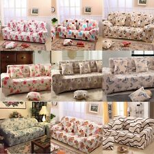 Stretch Polyester Sofa Couch Slipcover Loveseat Chair Furniture Protector Cover
