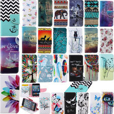 Magnetic Flip Cover For LG G3 G4 G5 LS770 L70 Phone PU Leather Protective Case