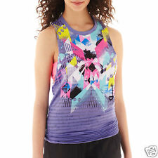 Self Esteem Muscle Tank Top and Bandeau Juniors Size M New Msrp $32.00