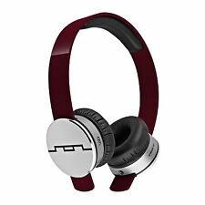 Sol Republic 1241 Tracks HD On-Ear Interchangeable Headphones w/ 3 Button Mic