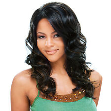 Shake-N-Go Freetress Equal Synthetic Straight Hair Lace Front Wig  - MEAGAN