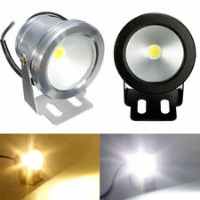 12V 10W Underwater LED Flood fountain Pool Waterproof Light Spot Lamp bulb