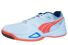 Puma Virante Womens Indoor Court Sneakers - Shoes - White - 4501